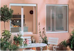 Сетка для штульпового окна
