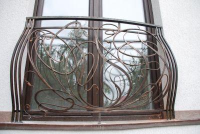 Французький балкон фото