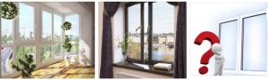 Как правильно выбрать металлопластиковые окна