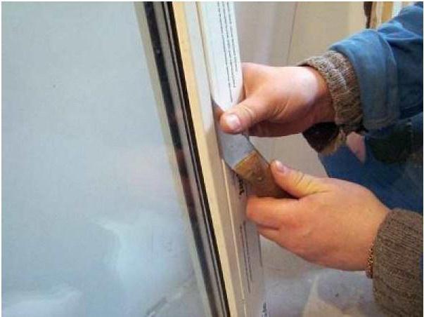 Как снять металлопластиковое окно